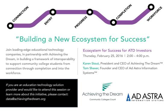 ATD Ecosystem Ad