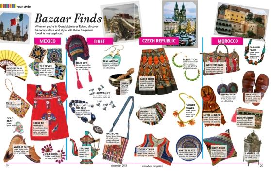 bazaar finds
